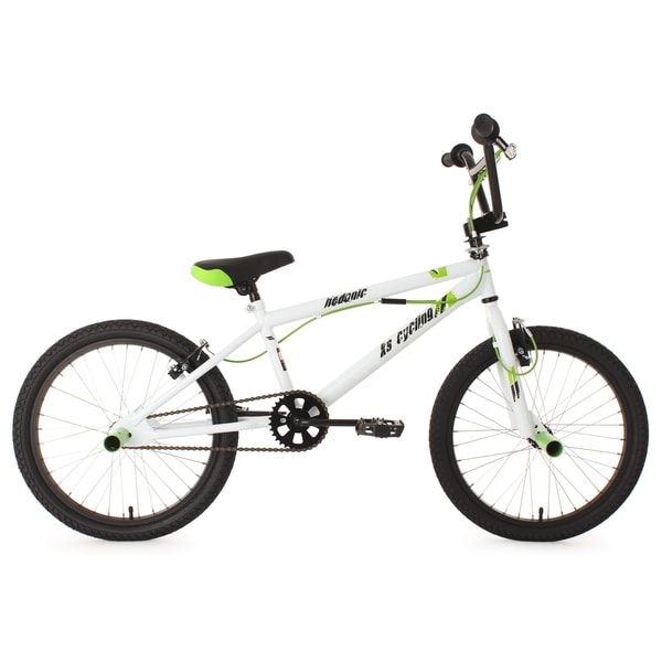 KS Cycling Freestyle BMX Hedonic 20 Zoll