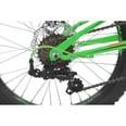 KS Cycling Kinder-Mountainbike Fully Xtraxx 20 Zoll