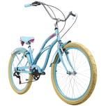 KS Cycling Beachcruiser 26 Zoll Splash 6 Gänge