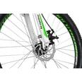 KS Cycling Mountainbike Hardtail 26'' Compound weiß-gün