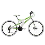 KS Cycling Fully Mountainbike Topeka 21 Gänge, 26 Zoll