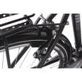 """Trekkingrad Herren Alu-Rahmen 28"""" Metropolis schwarz RH 56 cm Flachlenker KS Cycling"""