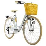 KS Cycling Cityrad 6-Gänge Cantaloupe 28 Zoll