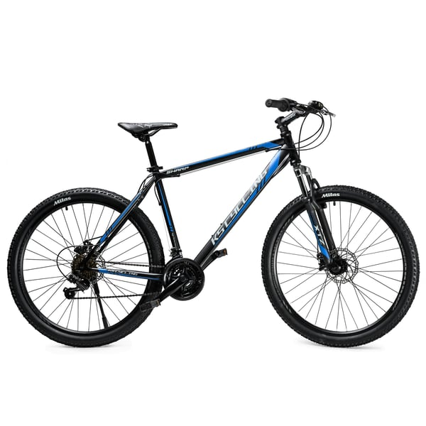 KS Cycling Mountainbike Hardtail 21 Gänge Sharp 27,5 Zoll