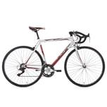 KS Cycling Rennrad Shimano Schaltwerk Piccadilly 14 Gänge, 28 Zoll