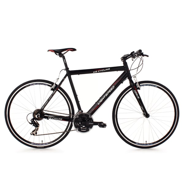 KS Cycling Fitnessbike Lightspeed 21 Gänge, 28 Zoll