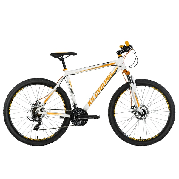 KS Cycling Mountainbike Hardtail 27,5'' Compound weiß