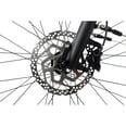 Adore Alu E-Trekking Bike Herren 28'' Palermo schwarz Adore 250Watt Li-Ion 36 V/14Ah 9Gänge