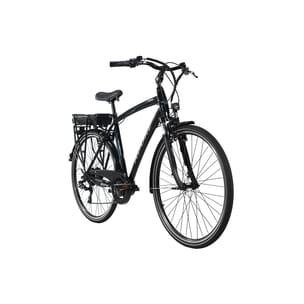 Adore Pedelec E-Bike Cityfahrrad 28'' Adore Versailles schwarz-blau
