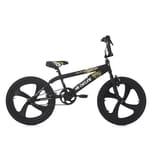 KS Cycling BMX Freestyle Daemon schwarz 20 Zoll