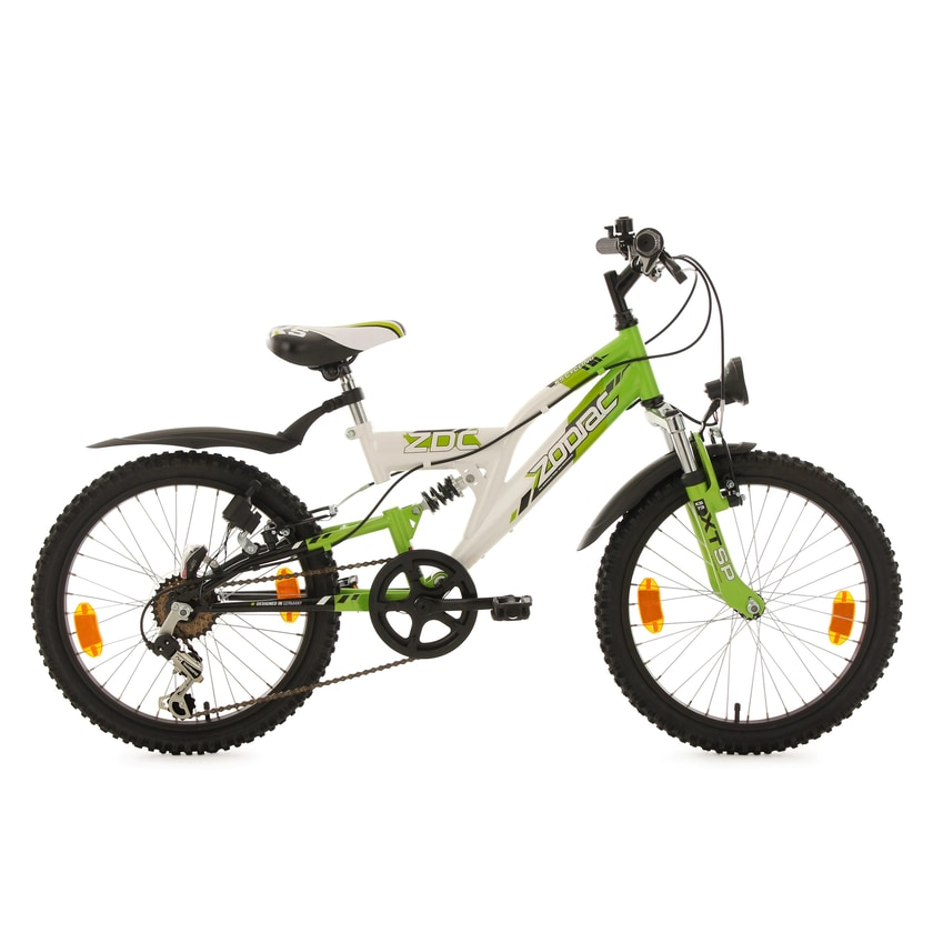 KS Cycling Kinderfahrrad Fully Zodiac 20 Zoll