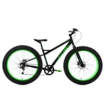 KS Cycling Mountainbike MTB Fatbike SNW2458 26 Zoll