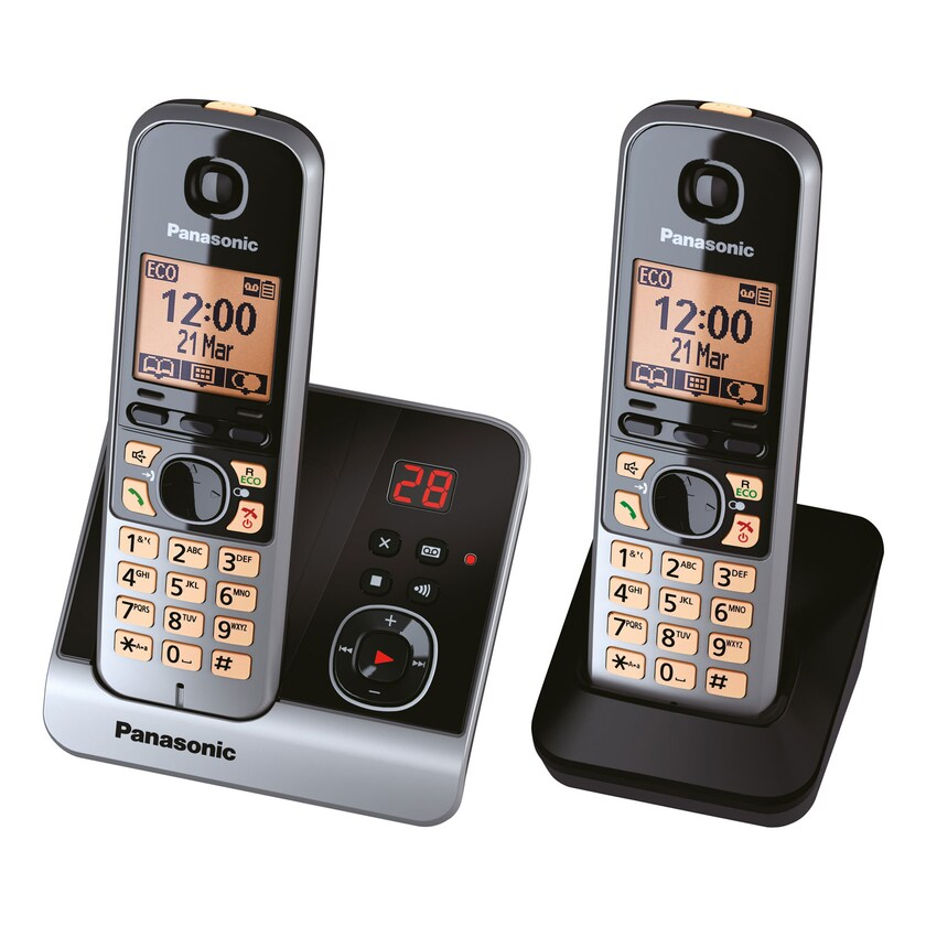 Panasonic KX-TG 6722