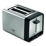 Bosch TAT5P425DE Toaster Kompakt classic grey crystal