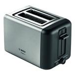 Bosch DesignLine Kompakt Toaster TAT3P424DE Edelstahl