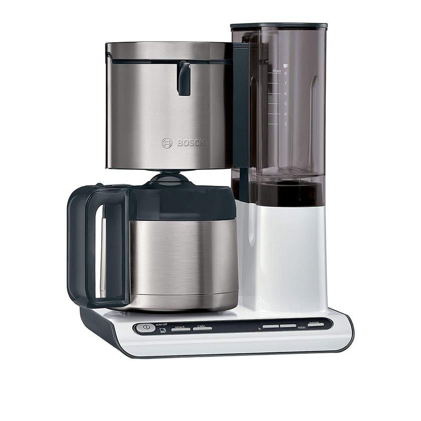 Bosch TKA8A681 Styline Filterkaffeemaschine schwarz/weiß