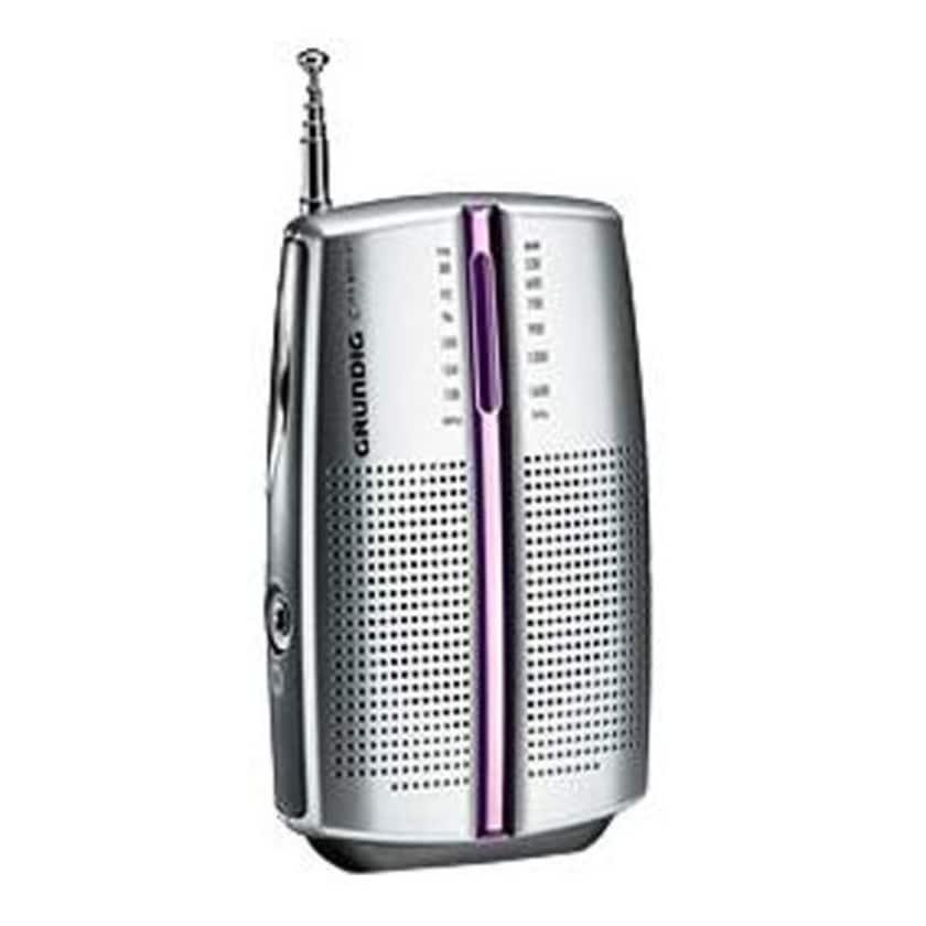 Grundig Radio City 31/PR3201 silber