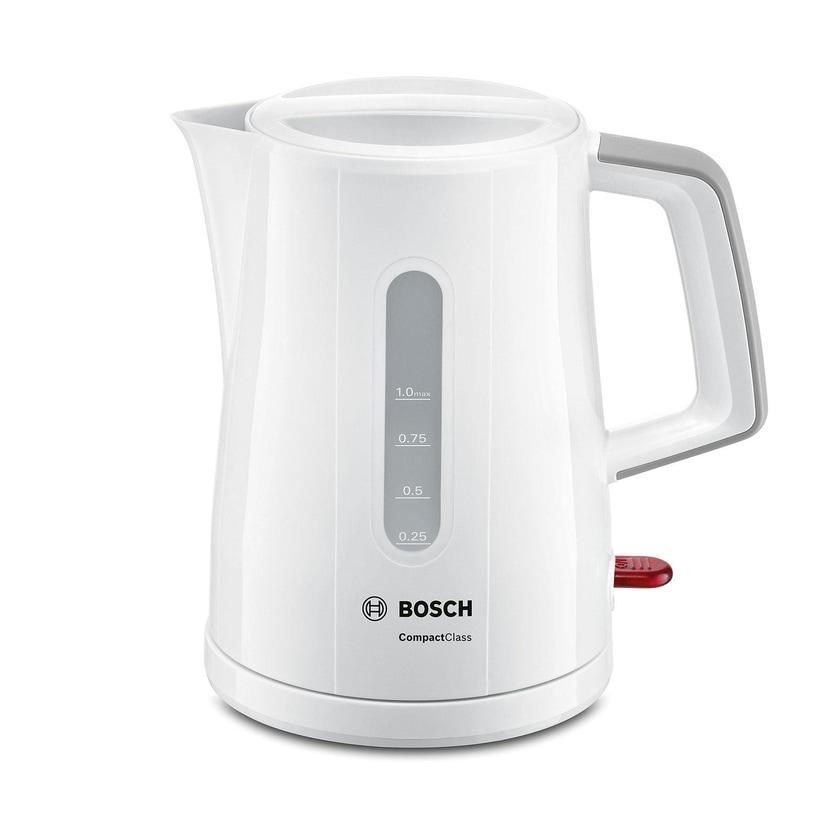 Bosch TWK3A051 Wasserkocher weiß/hellgrau