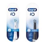 Braun Oral-B iO Ultimative Reinigung 2er Aufsteckbürsten weiß