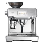 Sage Espresso-Maschine The Oracle Touch silber