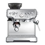 Sage Espresso-Maschine The Barista Express silber