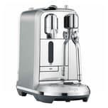 Sage Nespresso The Creatista Plus Kapselmaschine Edelstahl