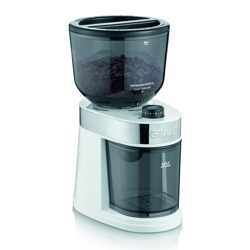 Graef CM 201 Kaffeemühle weiß