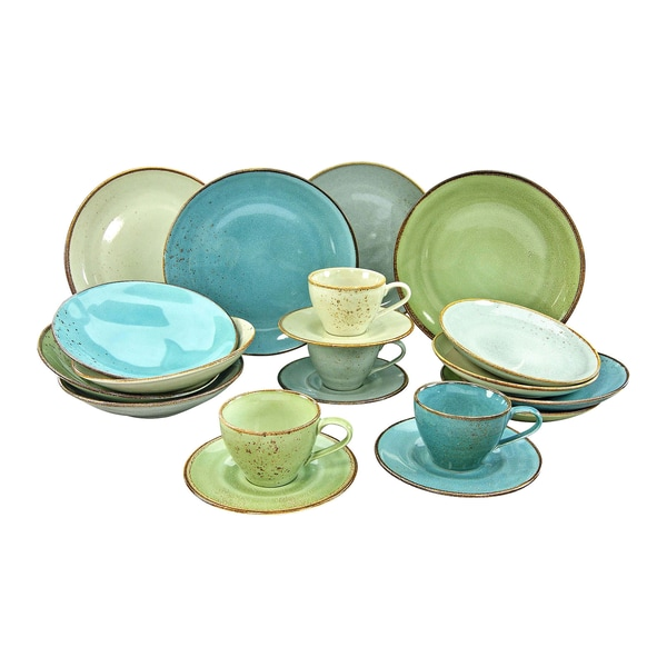 CreaTable Kombiservice 19924 Nature Collection 20-teilig