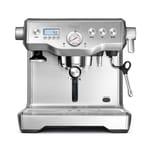 Sage Espresso-Maschine The Dual Boiler silber
