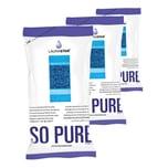 Laurastar Aqua-Ersatzgranulat 3er Pack