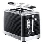 Russell Hobbs 24371-56 Inspire Black Toaster schwarz