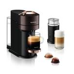 DeLonghi ENV120.BWAE VertuoNext Premium Nespressoautomat Rich Brown inkl. Aeroccino3