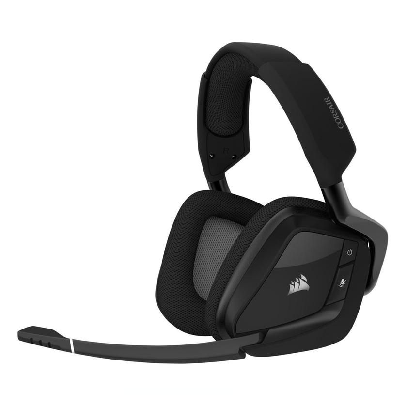Corsair Gaming-Headset VOID RGB Elite Wireless Premium Carbo CA-9011201-EU
