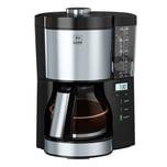 MELITTA 1025-08 Look V Timer Kaffeeautomat schwarz