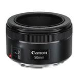 Canon EF 50mm 1:1,8 STM Objektiv mit Festbrennweite für Canon DSLR Kameras