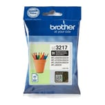 BROTHER LC3217BK Tinte für MFCJ6930DW ST Druckerpatrone Black