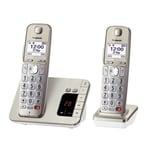 Panasonic KX-TGE 262 GN Schnurlos-Telefon