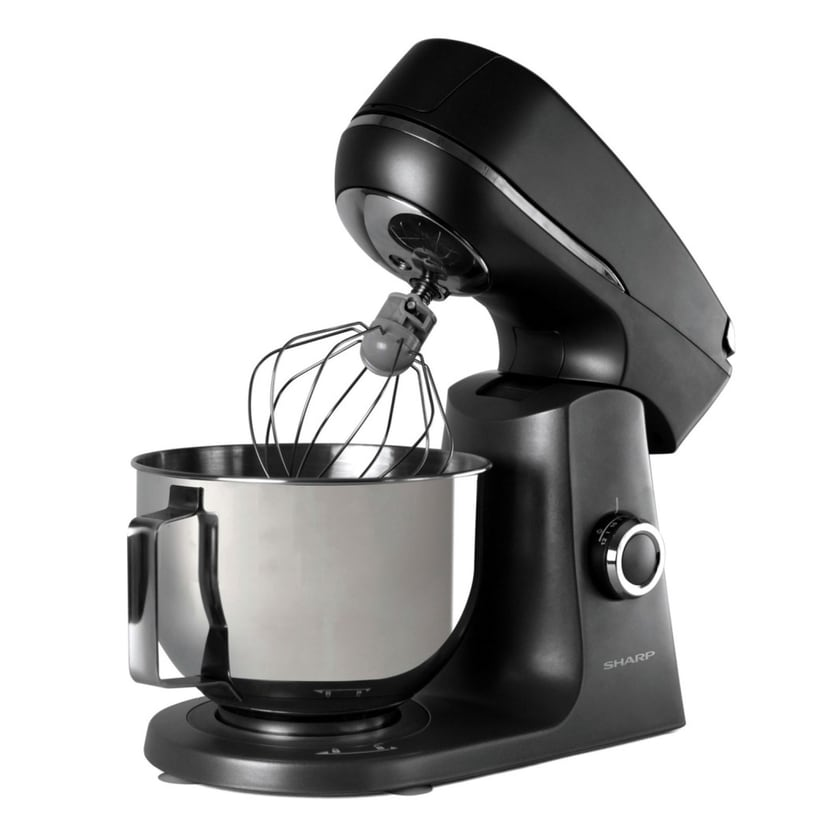 Sharp SA-FK3003 Küchenmaschine anthrazit