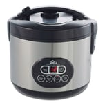 Solis 979.30 Rice Cooker Duo Programm Reiskocher