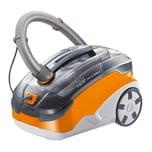 Thomas Pet & Family Aqua+ Bodenstaubsauger orange/grau