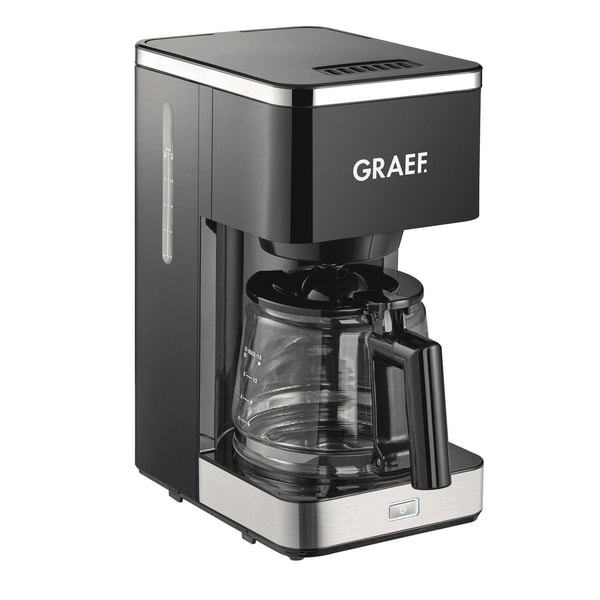 Graef Kaffeeautomat FK 402 schwarz