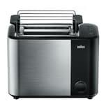 BRAUN HT 5010 BK IDCollection Toaster schwarz