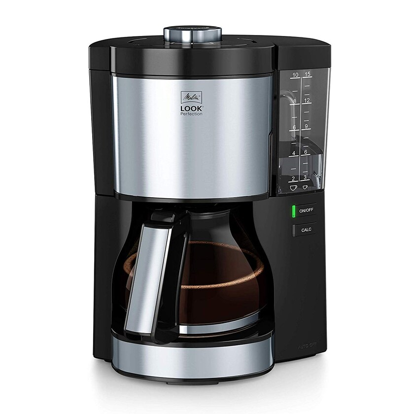 Melitta Look V Perfection Kaffeeautomat 1025-06 schwarz