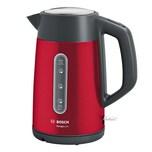 Bosch DesignLine Wasserkocher 1,7l TWK4P439 rot
