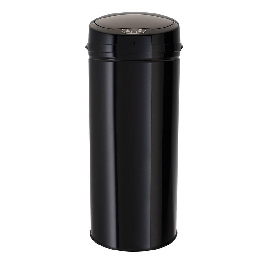 Echtwerk Abfalleimer mit Sensor 42l schwarz