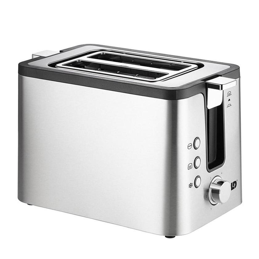 Unold 38215 Toaster 2-Scheiben Edelstahl