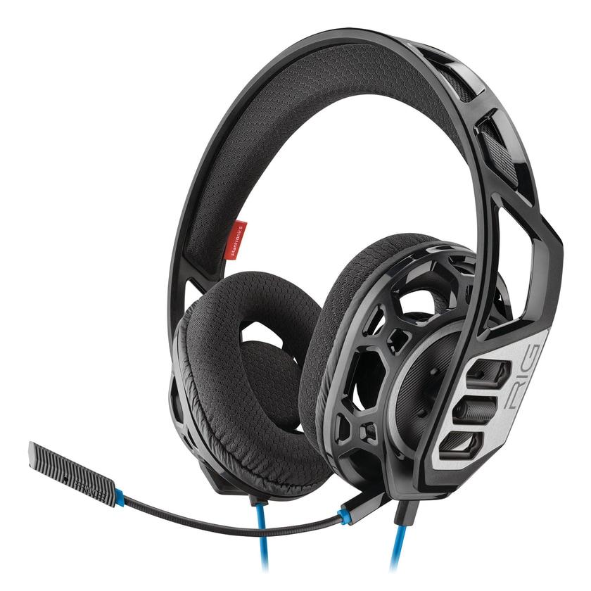 Plantronics Gaming On-Ear Kopfhörer RIG 300HS PS4 schwarz