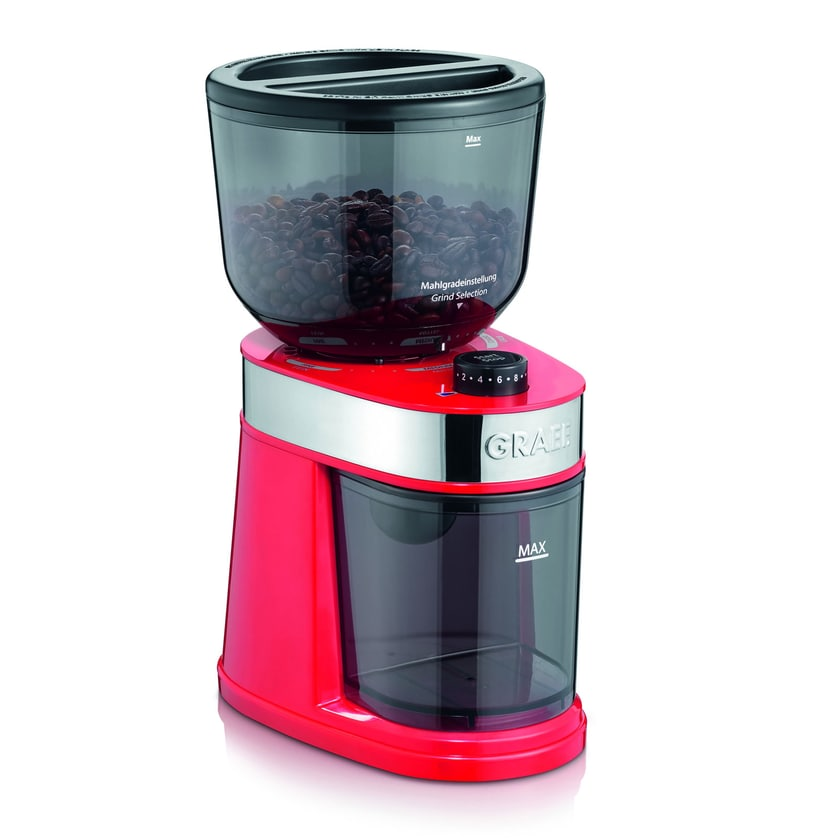 Graef Kaffeemühle CM 203 rot