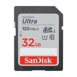 SanDisk SDHC Ultra 32GB Speicherkarte