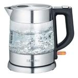 Severin Wasserkocher Glas-Wasserkocher WK 3468